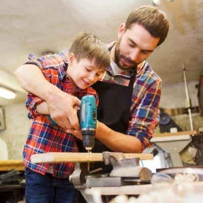 Vyrábění s dětmi