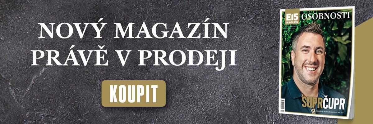 Nový magazín právě v prodeji