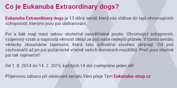 Eukanuba extraordinary