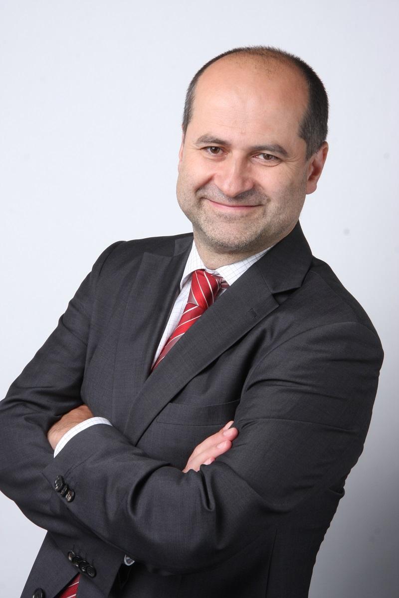 Albert Tošovský, obchodní ředitel Touax