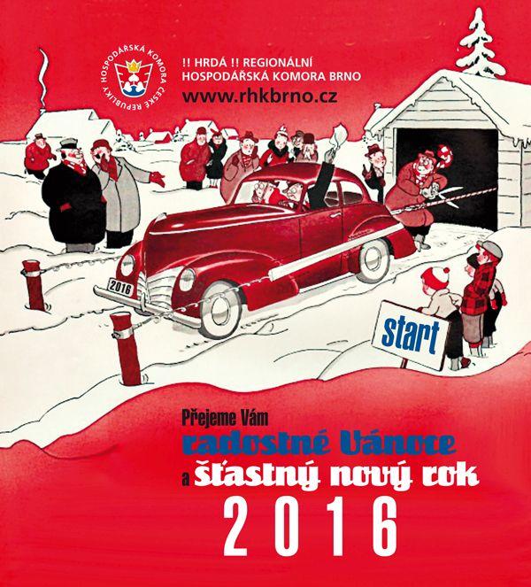 Přejeme Vám radostné Vánoce a šťastný nový rok 2016
