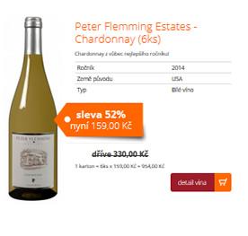 Peter Flemming Estates - Chardonnay (6ks)