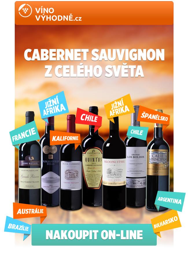 Cabernet Sauvignon z celého světa