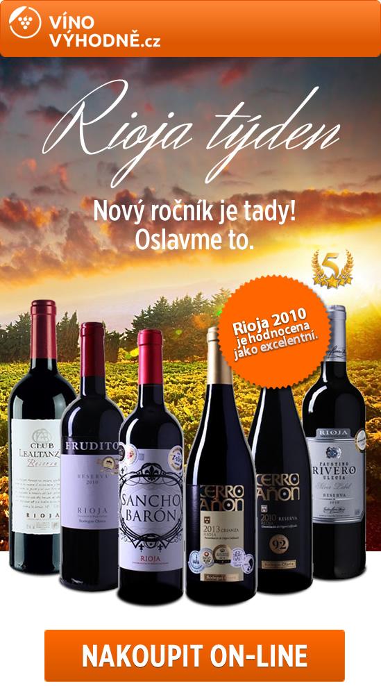 Rioja týden - Nový ročník je tady! Oslavme to.