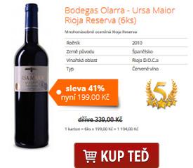 Bodegas Olarra - Ursa Maior Rioja Reserva (6ks)
