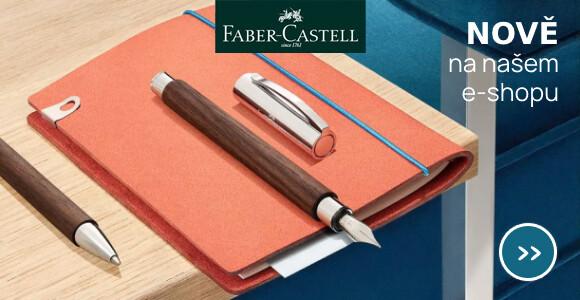prestižní psaní Faber-Castell
