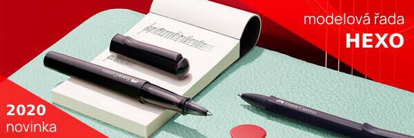 Faber-Castell hexo novinka 2020