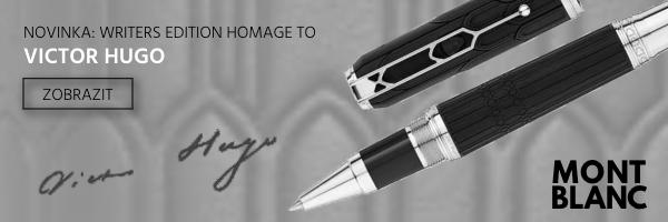 limitovaná edice Writers Edition Homage to Victor Hugo