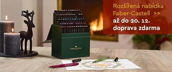 Umělecké popisovače Faber-Castell Pitt Artist Pen - dárkové balení